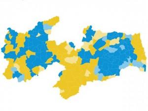 mapa-paraiba-votacao